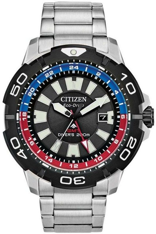 Zegarek męski Citizen Promaster Dive Gmt BJ7128-59E