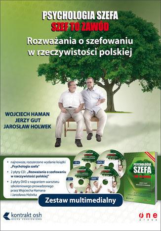 Psychologia szefa. Zestaw multimedialny - dostawa GRATIS!.