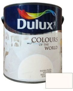 Emulsja Dulux Kolory Świata 5l Kreta - Kremowe biele