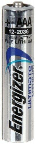BATERIA LITOWA BAT-AAA-LITHIUM/E*P4 1.5V LR03 AAA ENERGIZER