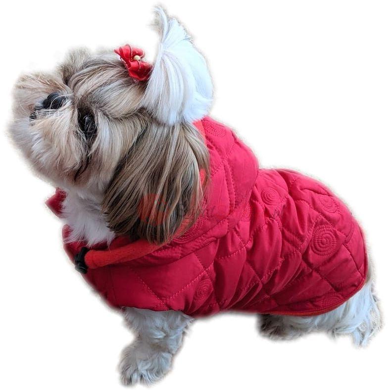 Ręcznie szyta kurtka luxury sport royal red