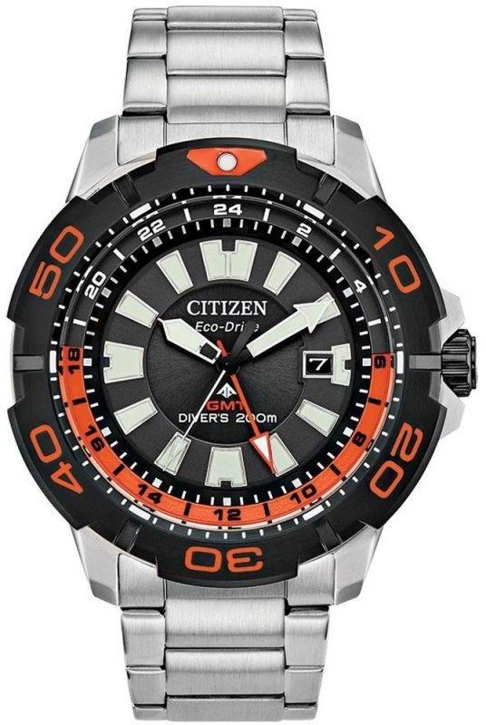 Zegarek męski Citizen Promaster Dive Gmt BJ7129-56E