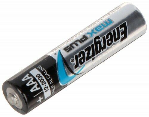 BATERIA ALKALICZNA BAT-AAA-MAXPLUS*P4 1.5V LR03 ENERGIZER