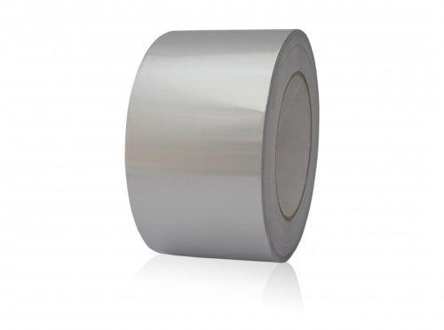 Taśma aluminiowa, gładka, samoprzylepna 72mm/45mb (TG75)