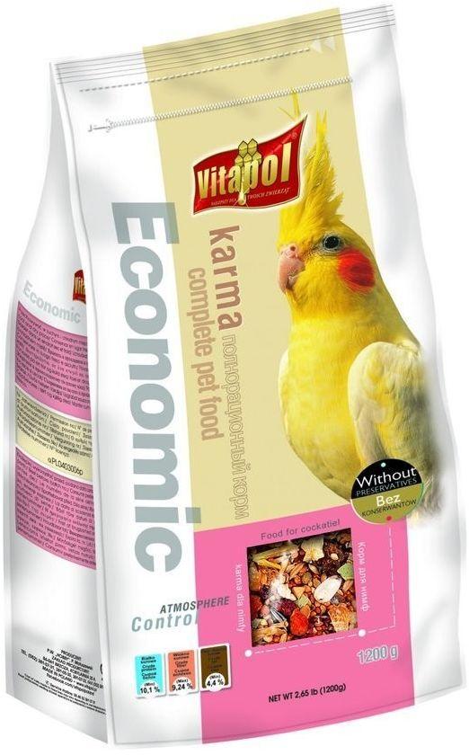 VITAPOL - Pokarm dla nimfy economic 1200g