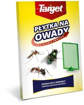 Płytka na owady  owadobójcza  target