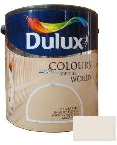 Emulsja Dulux Kolory Świata 5l Kalkuta - Beże i brązy