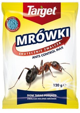 Ants control max  granulat na mrówki  120 g target saszetka