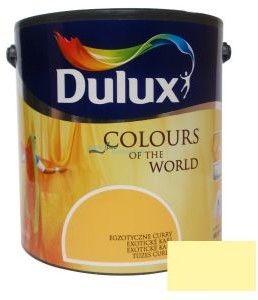 Emulsja Dulux Kolory Świata 5l Cejlon - Złote i żółte