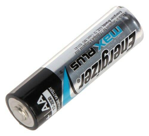 BATERIA ALKALICZNA BAT-AA-MAXPLUS*P4 1.5V LR6 (AA) ENERGIZER