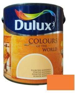 Emulsja Dulux Kolory Świata 2,5l Tybet - Oranże