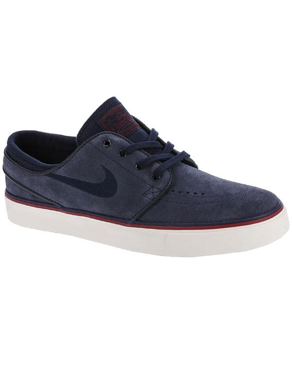 Nike SB ZOOM JANOSKI OBSIDIAN/RED pantofle damskie letnie - 36EUR
