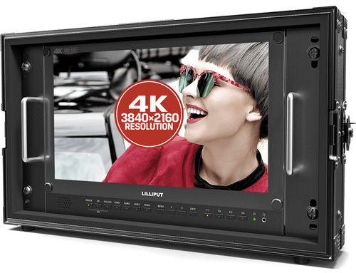 "Lilliput BM150-12G - monitor podglądowy SDI, 4K / 15,6"" / Rack Lilliput BM150-12G"