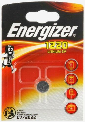BATERIA LITOWA BAT-CR1220 ENERGIZER