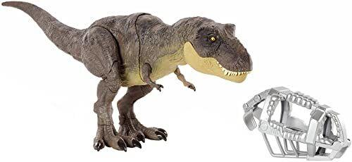 Mattel - Jurassic World Stomp ''N Escape Tyrannosaurus Rex