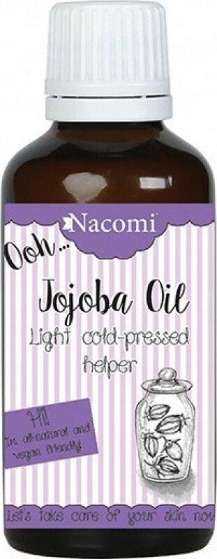 Nacomi - Jojoba Oil - Olej Jojoba - NIerafinowany - 30 ml