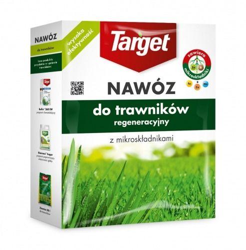 Nawóz do trawnika  regeneracyjny  1 kg target