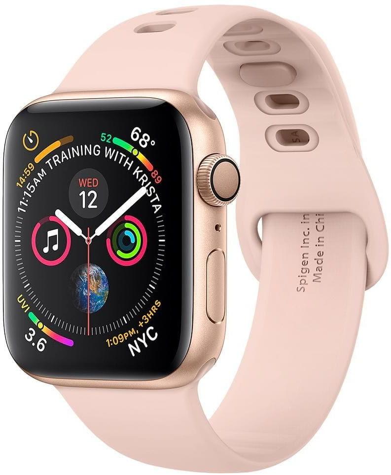 Pasek Spigen Air Fit Band Apple Watch 1/2/3/4/5 (38/40mm) Rose Gold