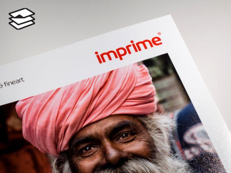 Papier IMPRIME Premium PBW300 Pearl Bright White 300gsm - A1, 50 arkuszy (90234003710)