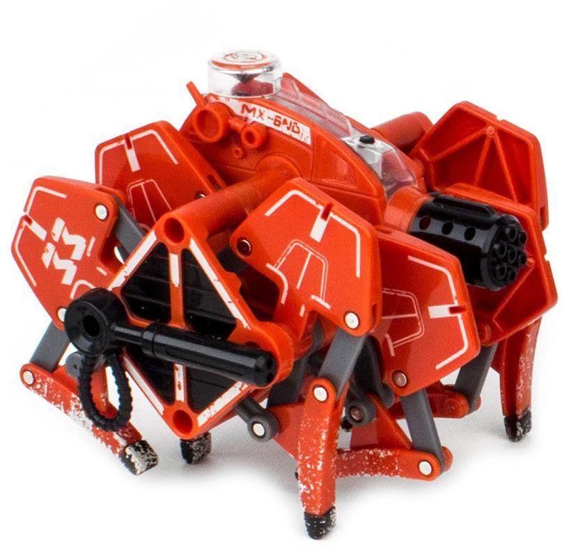 HEXBUG Bojowa tarantula - czerwona - Robot zabawka