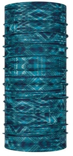 BUFF Chusta wielofunkcyjna COOLNET UV+ INSECT SHIELD TANTAI STEEL BLUE