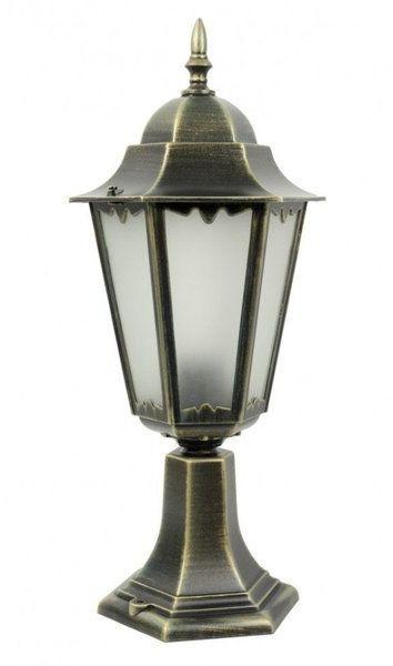 Lampa zewnętrzna kinkiet Retro Classic II K 4011/1 H mosiądz