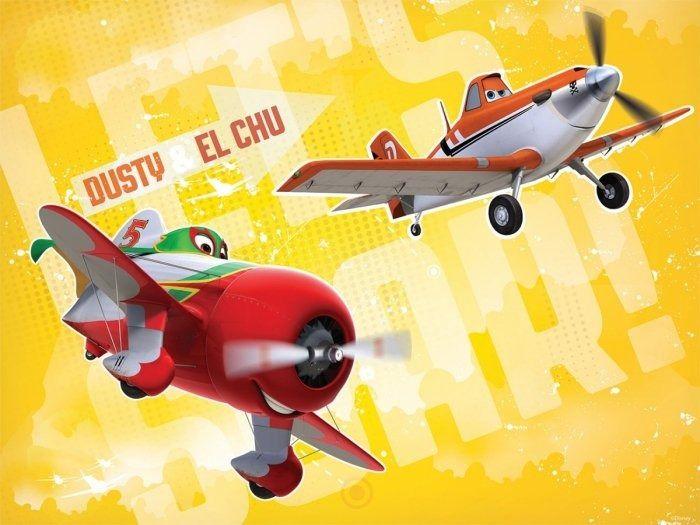 Fototapeta na flizelinie planes samoloty xxl