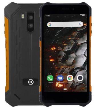 Smartfon HAMMER Iron 3 LTE Pomarańczowy. > DARMOWA DOSTAWA ODBIÓR W 29 MIN DOGODNE RATY