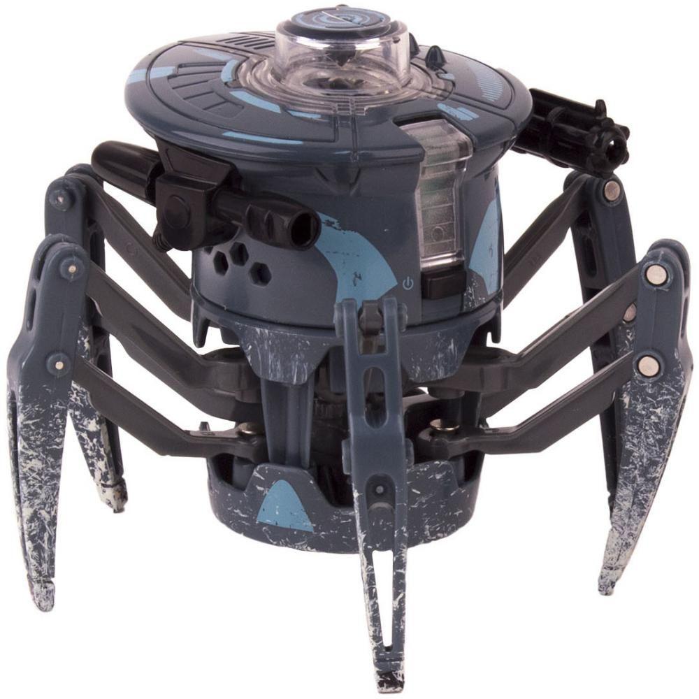 HEXBUG Bojowy pająk 2.0 - niebieski - Robot zabawka
