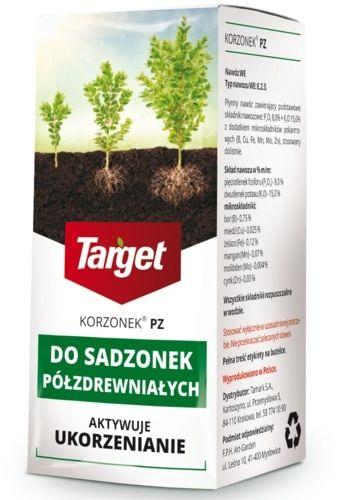 Korzonek pz  ukorzeniacz do sadzonek półzdrewniałych  30 ml target