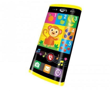 Dumel Discovery - Smartfon Nauka z małpką 80104