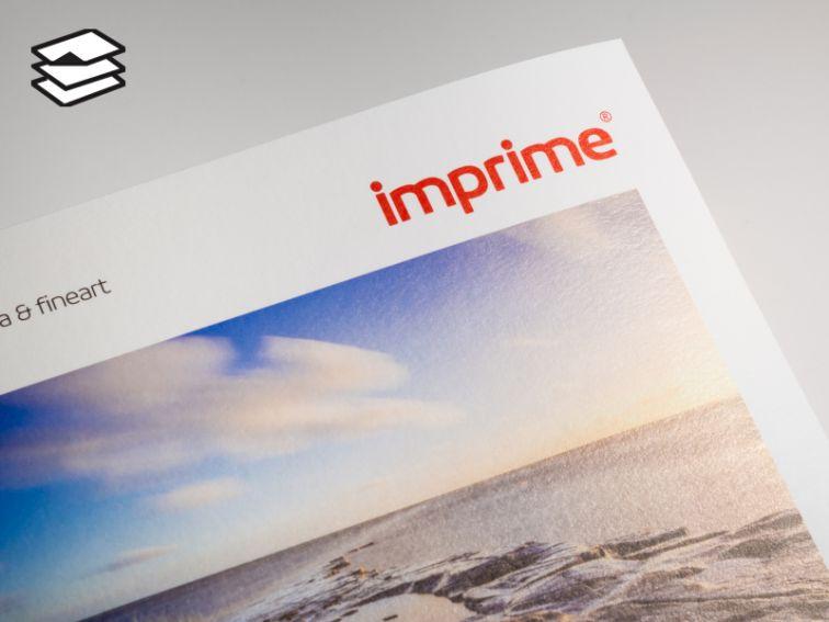 Papier IMPRIME Premium PWS270 White Satin 270gsm - A3, 25 arkuszy (90550140730)