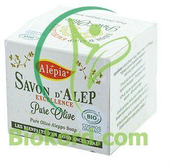 Mydło Alep Oliwkowe Excellence BIO Pure Olive, 190g