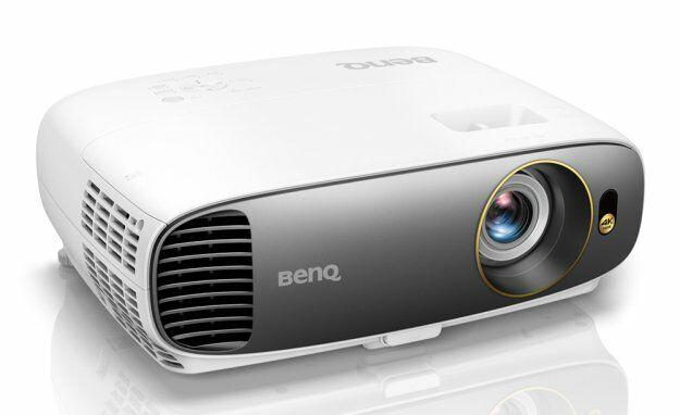 Projektor BenQ W1700 + UCHWYTorazKABEL HDMI GRATIS !!! MOŻLIWOŚĆ NEGOCJACJI  Odbiór Salon WA-WA lub Kurier 24H. Zadzwoń i Zamów: 888-111-321 !!!