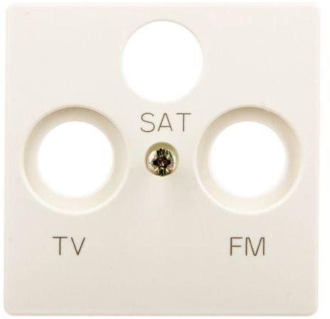 Simon 82 Gniazdo antenowe RD/TV/SAT beżowe 82037-31