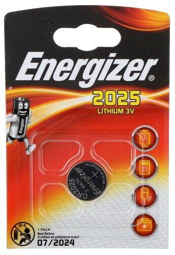 BATERIA LITOWA BAT-CR2025 ENERGIZER