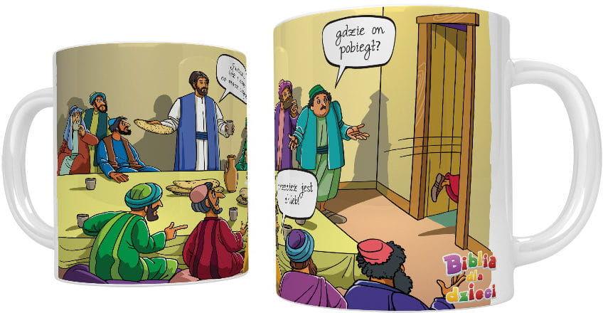 Kubek religijny Ostatnia Wieczerza