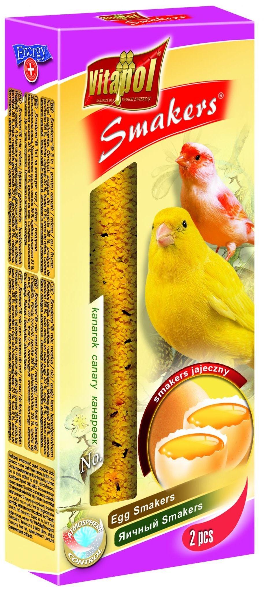 VITAPOL - Kolby dla kanarka jajeczne