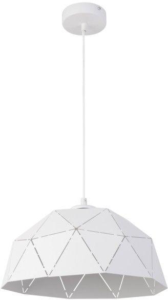 Lampa wisząca Origami S 1 x 60 W E27 biała