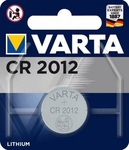 BATERIA litowa VARTA CR2012