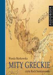 Mity greckie - Audiobook.