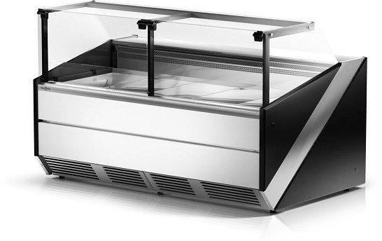 Lada chłodnicza model X RAPA (1970 mm) - 1970 mm 1210 mm