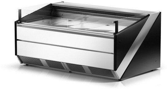 Lada chłodnicza model X RAPA (1970 mm) - 1970 mm 930 mm