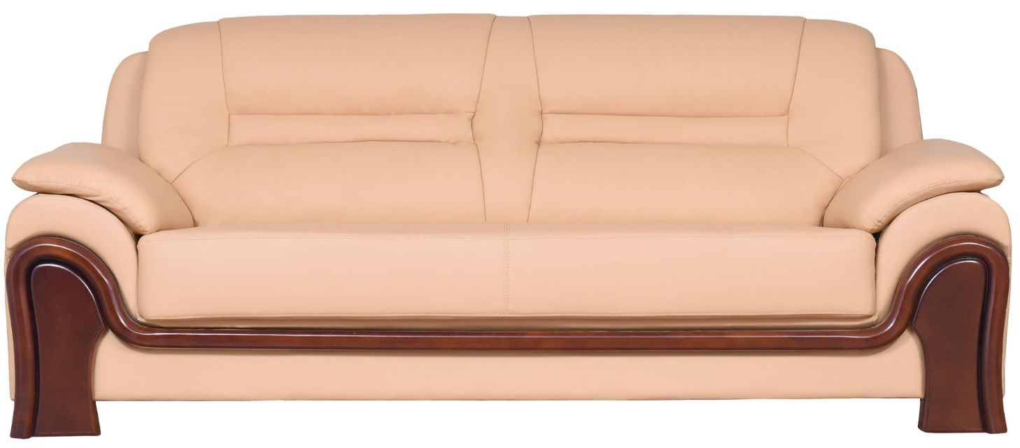 Sofa 3-osobowa PALLADIO kremowy