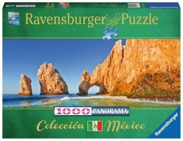 Puzzle Ravensburger 1000 - Los Cabos, Meksyk, Los Cabos, Mexico
