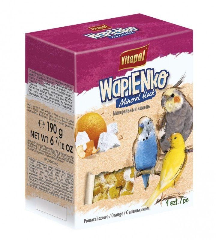 VITAPOL - Wapno dla ptaków XL pomarańczowe