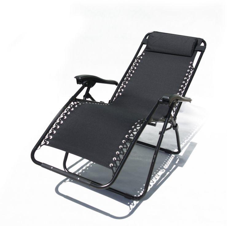Fotel ogrodowy 2320 OXFORD czarny