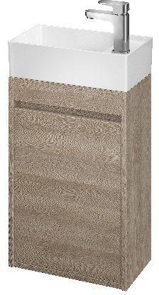 Cersanit Crea 40 cm szafka podumywalkowa dąb S924-013