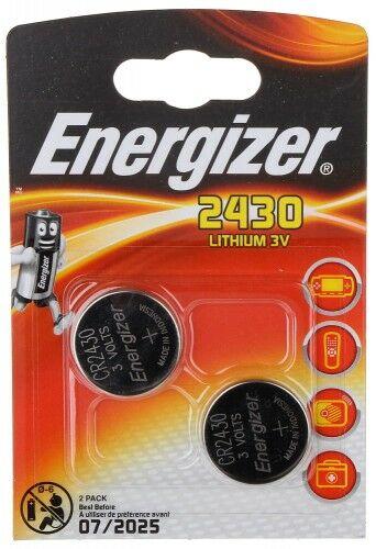 BATERIA LITOWA BAT-CR2430*P2 ENERGIZER