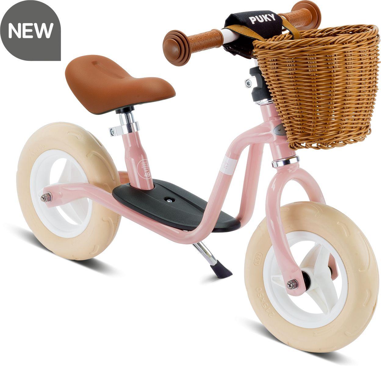 Puky LRM Rowerek biegowy retro pink 4094